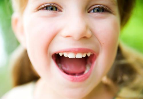 笑顔 子供