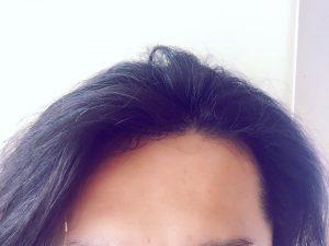 髪 ボリューム