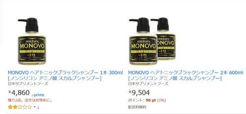 MONOVO Amazon